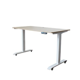 Compare & Buy Lesure Electric Standing Desk Converter By Symple Stuff