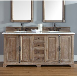 Belhaven 72 Double Bathroom Vanity Set by Darby Home Co