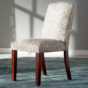 Gharass Parsons Chair by Mistana