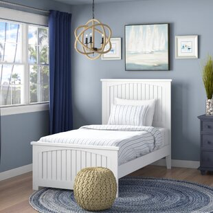 Online Reviews Graham Panel Bed by Beachcrest Home Reviews (2019) & Buyer's Guide