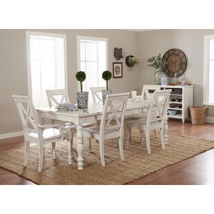 Eminence 7 Piece Extendable Dining Set by Ophelia & Co. Sale