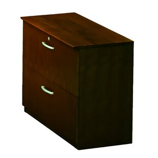 Mayline Group Corsica Series 2-Drawer Lateral File