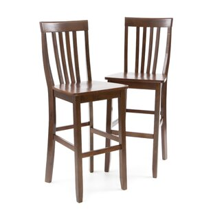 Beckman 30 Bar Stool (Set of 2) World Menagerie