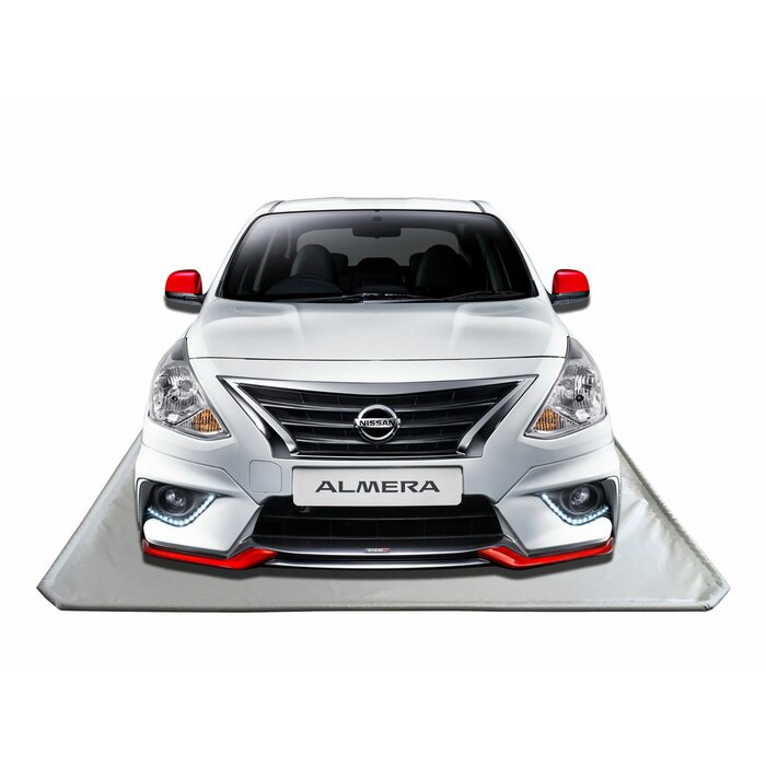 Floor Defender Car Garage Containment Mat