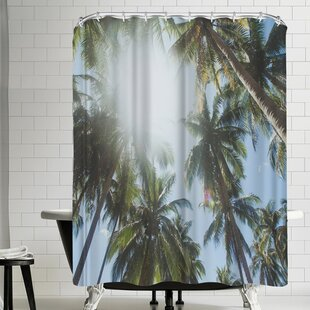 Luke Gram El Nido Philippines Single Shower Curtain
