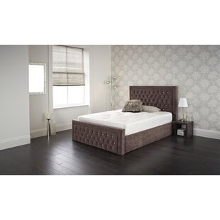 Jaheim Upholstered Bed Frame By Willa Arlo Interiors