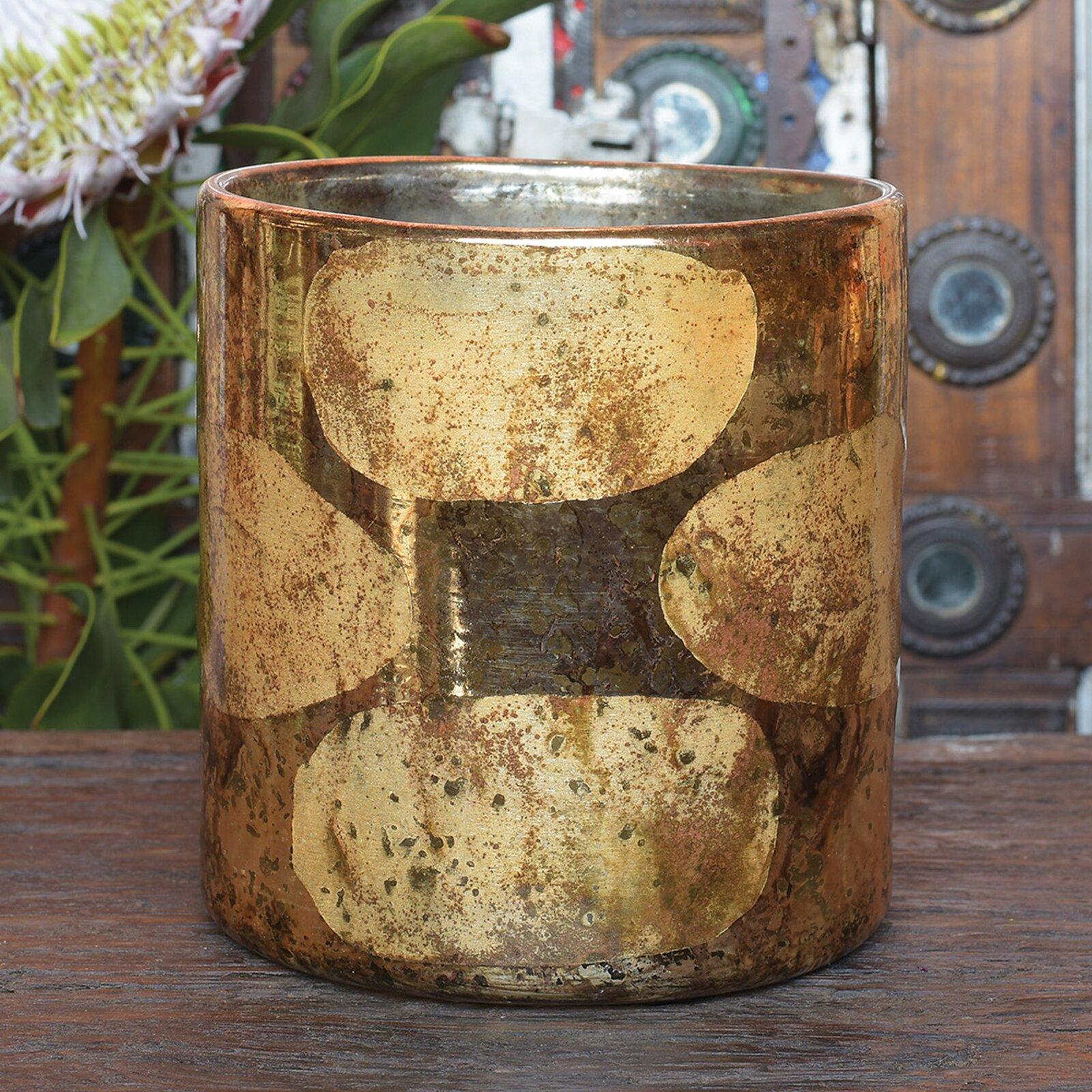 World Menagerie Nadeau Cut Glass Table Vase Wayfair