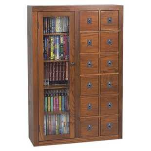 Shillington 12 Drawer Multimedia Cabinet