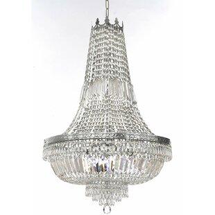 Rosdorf Park Horowitz 9-Light Chandelier