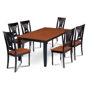 Alcott Hill Charlestown 7 Piece Dining Set