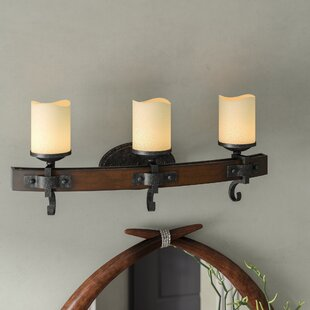 Loon Peak Cowan 3-Light Vanity Light