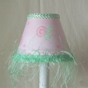 Dainty Blush 11 Fabric Empire Lamp Shade