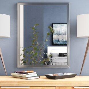 Westling Aluminum Framed Bathroom / Vanity Mirror By Latitude Run