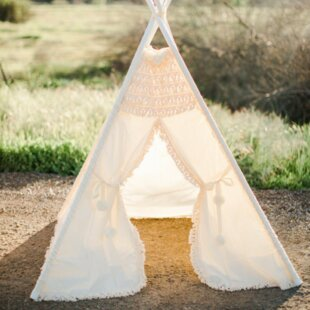 Willow Pop-Up Play Teepee By Sugar Shacks Teepees