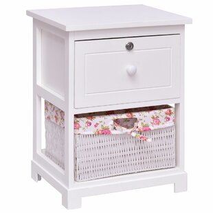 Telfair 1 Drawer Nightstand