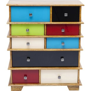 Fuji 9 Drawer Chest By KARE Design