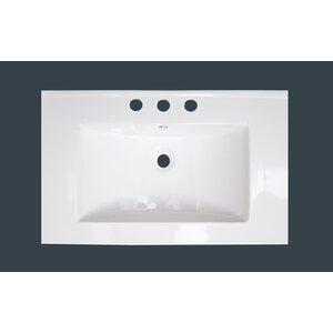 24″ Single Bathroom Vanity Top