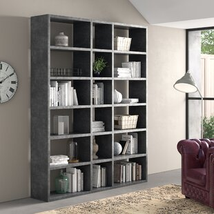 Yessenia City Bookcase By Williston Forge