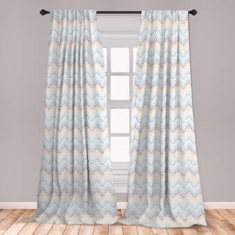 Willa Arlo Interiors Sharron Max Blackout Rod Pocket Single Curtain Panel Reviews Wayfair