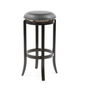 Jevon 30 Swivel Bar Stool Andover Mills