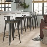 Capucine Bar & Counter Stool (Set of 4) by Trent Austin Design®