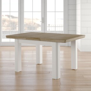 Baylor Extendable Dining Table By Beachcrest Home