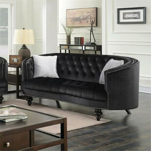 Shop McMahon Loveseat by Canora Grey