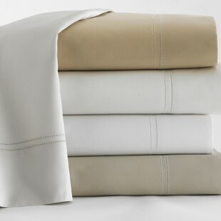 Virtuoso 600 Thread Count Egyptian-Quality Cotton Flat Sheet