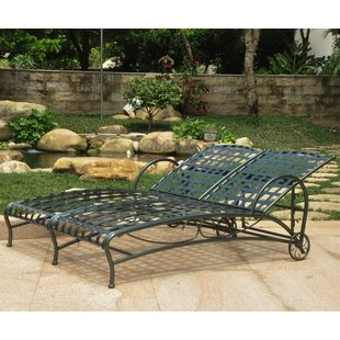 Greaves Double Chaise Lounger by Beachcrest Home