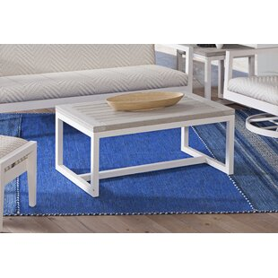 Larissa Aluminum Coffee Table