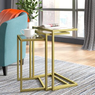 Kilburn 3 Piece Nesting Table (Set of 3)