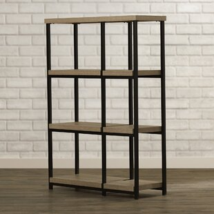 Best Price Elmwood Etagere Bookcase By AM+ Studio