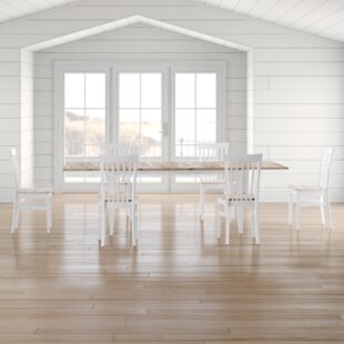Chatham Extendable Dining Table With 6 Chairs By Breakwater Bay