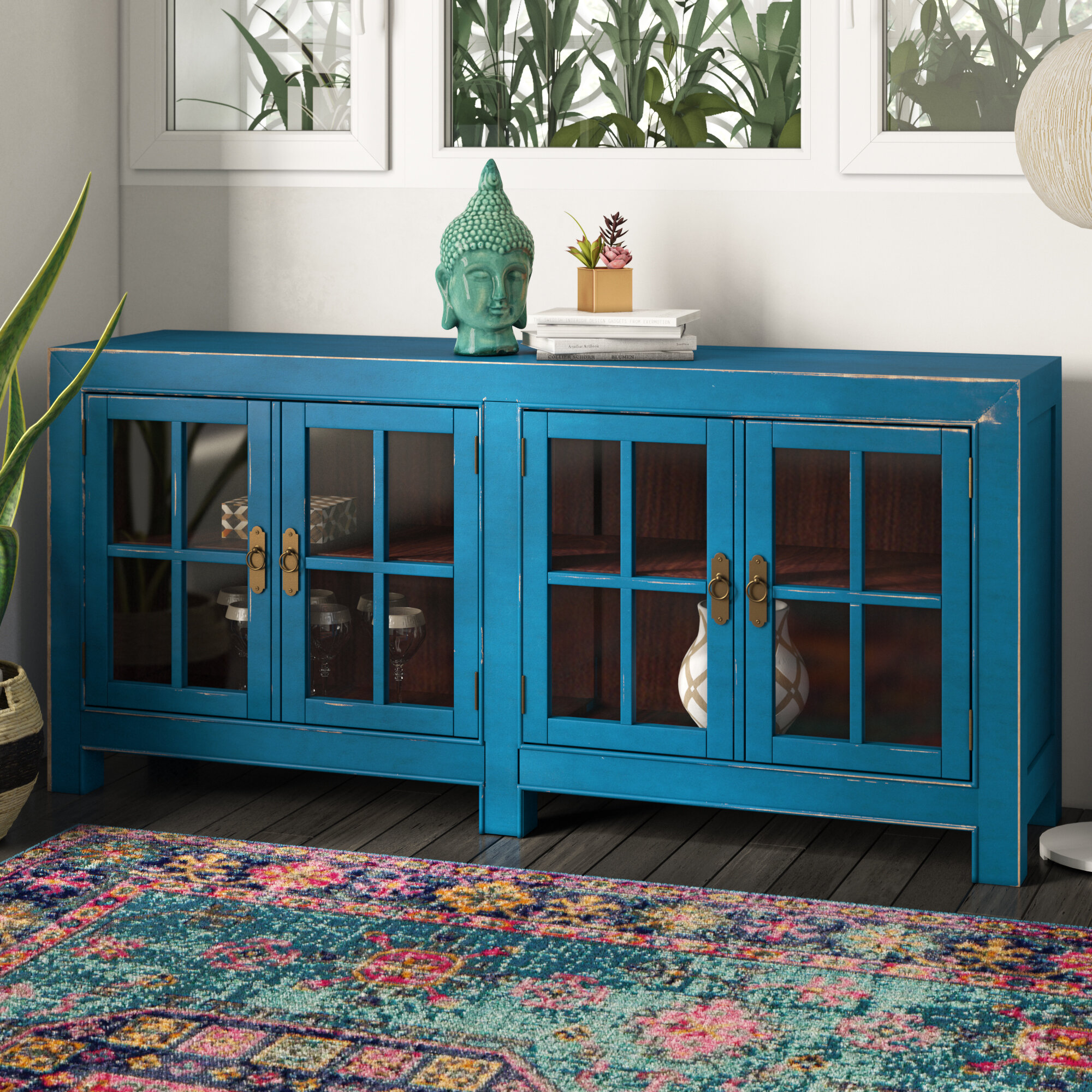 Picture of: Blue Sideboards Buffets You Ll Love In 2020 Wayfair