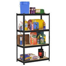 3 Shelf Steel Shelving Unit by Edsal-Sandusky