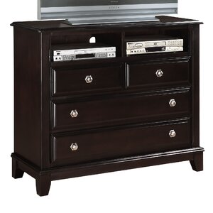 Sera 4 Drawer Double Chest by Glory Furniture