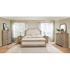 Pennington Panel 6 Piece Bedroom Set by One Allium Way