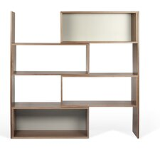 Move 64 Accent Shelves Bookcase by Tema