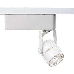 Nuvo Lighting 1-Light Round Track Head