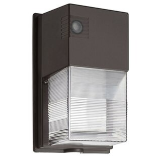 Best Reviews 19-Watt LED Outdoor Security Wall Pack By Lithonia Lighting