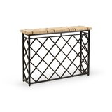 Newton 49.25 Solid Wood Console Table by Chelsea House