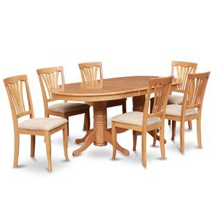 Rockdale 7 Piece Extendable Dining Set by..