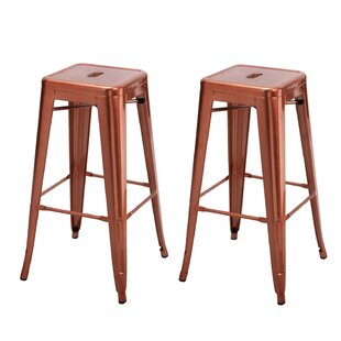 Vivian Bar Stool (Set of 2) by Brayden St..