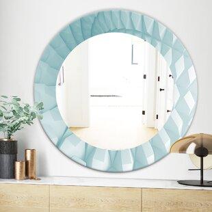 Round East Urban Home Mirrors You Ll Love In 2020 Wayfair