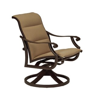 Montreux II Swivel Patio Dining Chair with Cushion