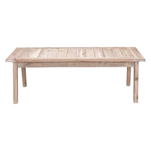 Darrin Wooden Coffee Table