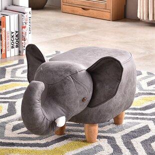 Regena Elephant Stool By Alpen Home