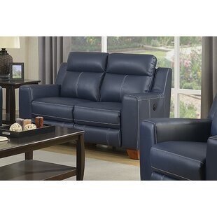 Red Barrel Studio Caver Reclining Loveseat