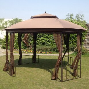 Mosquito Netting for Catalina Octagon Gazebo by Sunjoy