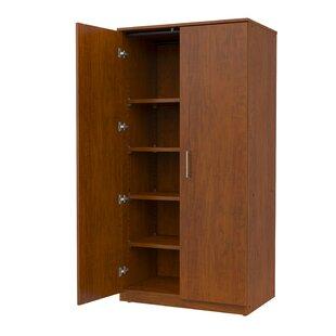 Mobile CaseGoods 2 Door Storag..